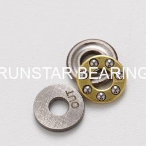 miniature thrust bearings f3 8m