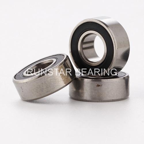 188 stainless steel ball bearings sr188 2rs b